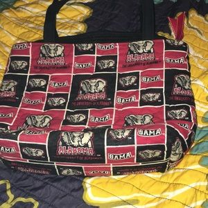 University of Alabama handbag